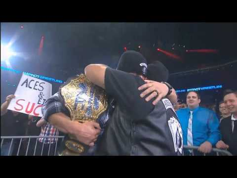 Impact Wrestling- Aces and Eights New Theme song 2013 With presentation of the president Bully Ray