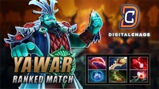 Welcome to Digital Chaos ● YawaR (Sumail Elder Bro) Storm Spirit Gameplay
