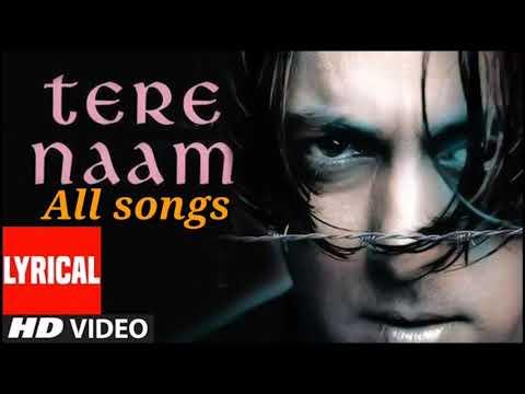 💖💖 💖 #srh Tere Naam Movie Full Songs All  💖💖 💖