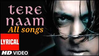 💖💖 💖 #SRHmp3 tere naam movie full songs all mp3 💖💖 💖