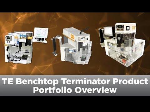 Complete Lineup of Bench-top Terminators
