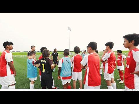 -كرة القدم- و-الركبي- و-الكريكيت-... أكاديميات الرياضة قطاع مزدهر في دبي…  - 17:54-2019 / 4 / 24