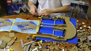 Repeat youtube video LEGO 10234 Sydney Opera House Time-Lapse Build
