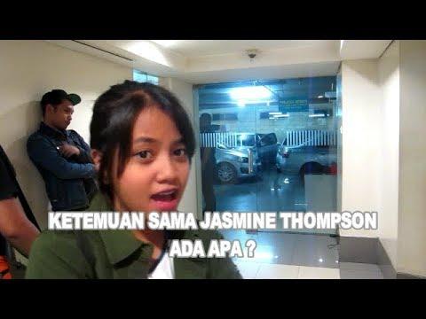 mAtA mAtA Hanin Dhiya #5  Ketemuan Jasmine Thompson,  Ada Apa??