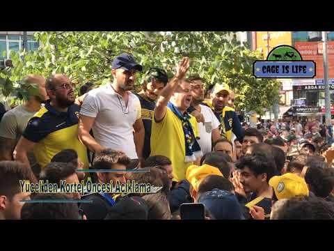 Yücel'den Fatih Terim'e Sert Sözler / Galatasaray - Fenerbahçe Maç Öncesi 28.09.2019