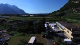 Fête au Village Yvorne Les Jaccolats Video 2