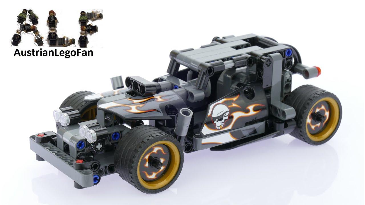 lego technic 42046 getaway racer lego speed build review. Black Bedroom Furniture Sets. Home Design Ideas