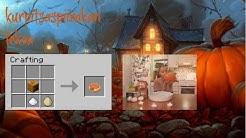 myöhäistä halloween leipomista :)