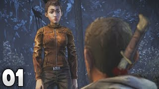 """The Walking Dead (Game) S2E5 Part 1 - """"YOU"""