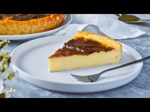 recette-flan-pâtissier-sans-pâte-!