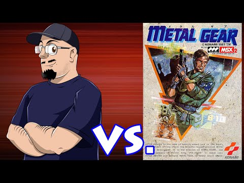 Johnny vs. The Metal Gear Saga