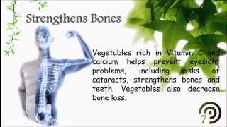 ✔ TOP 10 Health Benefits of Eating Vegetables
