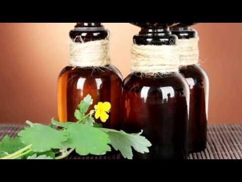 Чистотел - незаменимое средство для лечения кожных