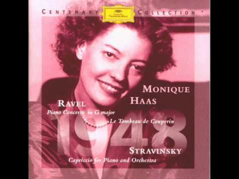 Maurice Ravel-Piano Concerto in G Major (Complete)