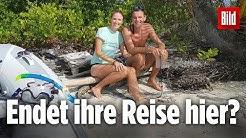 Deutsches Paar sitzt seit 100 Tagen im Meer vor Panama fest