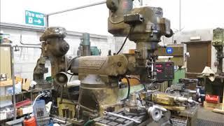 Traditional Machine Shop