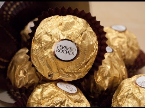How To Make A Ferrero Rocher Youtube
