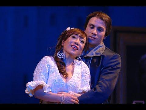 Sergey Romanovsky - Se il mio nome saper voi bramate, Rossini Il barbiere di Siviglia
