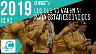 Gambar cover Chirigota, los que no valen ni para estar escondidos - Cuartos