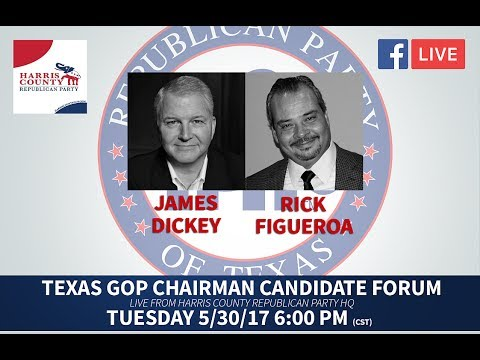 Texas GOP Chairman Forum - Hosted by Harris County Republican Party