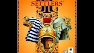 The Settlers III Gameplay (Windows 8 compatible)