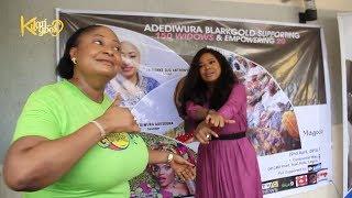 Watch  Toyin Abraham   Ronke Oshodi Oke   Empress Njamah   Dance Shaku Shaku With Widows