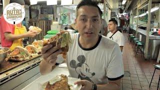 La Torta Loca de Guadalajara es una maravilla Free HD Video