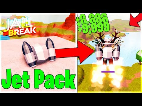 How To Use Jetpack In Roblox Jailbreak Top 3 Glitches With Jet Pack In Jailbreak Roblox Season 3 Update Youtube