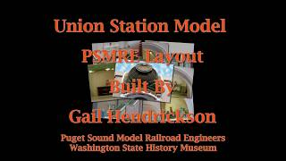 Tacoma Union Station Model Preview