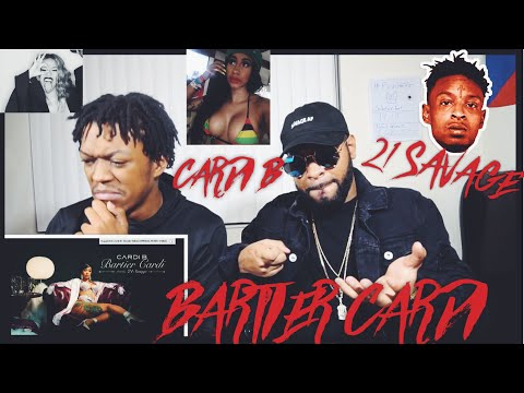 Cardi B - Bartier Cardi (feat. 21 Savage) [Official Audio] | FVO Reaction