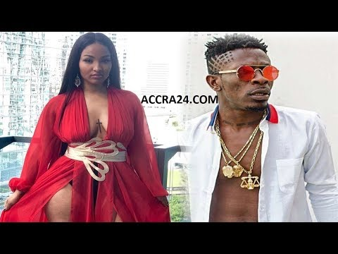 Shenseea X Shatta Wale The Way I Move (Official Video)