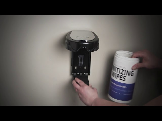 Kleen Keeper Wet Wipe Dispenser