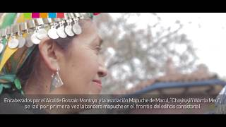 Macul celebra el We Tripantu