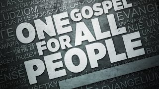 """Jim Cymbala ~ """"There is only one Gospel of Jesus Christ"""" ~ Sermon Jam"""