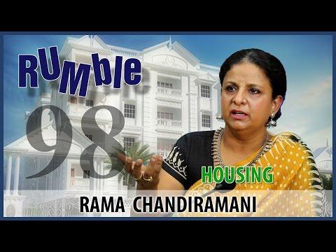 Rumble.98: Rama Chandiramani - Low cost housing is a myth