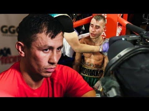 Фаворит на бой с Головкиным/Дадашев перенес трепанацию черепа/ Гассиев извинился!