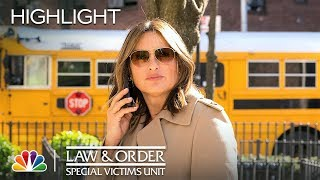 Even Benson Gets Scared - Law amp Order SVU Episode Highlight