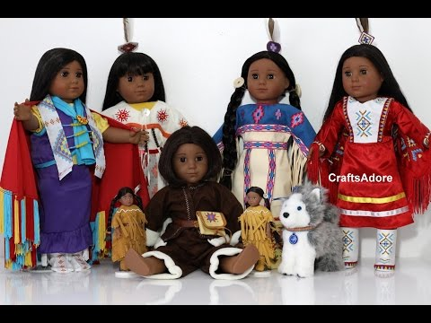 Opening Kaya Outfits Haul 2015 For Our Kaya American Girl Doll ~HD~