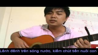 Bão ơi đừng đến nữa  (Nguyễn Xuân Tùng) -  Lớp nhạc Giáng Sol
