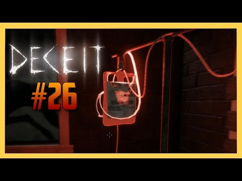 Deceit #26 - I HAVE THE LETHAL.