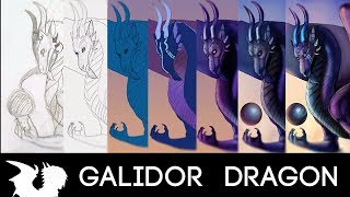 HOW TO DRAW DRAGONS -Overview-