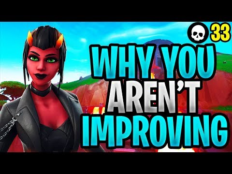 Here's Why You Aren't Getting Better At Fortnite! (Fortnite How To Get Better - Season 8 Tips) thumbnail