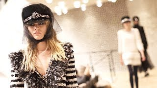 Chanel Pre Fall 2017 2018 Paris Hamburg Full Fashion Show Exclusive