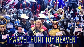 WHAT AVENGERS FIGURES DO THEY HAVE? | INS POINT