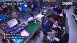 Printronix: Manufacturing Facility