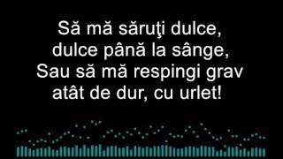Carla`s Dreams|Pana la sange karaoke
