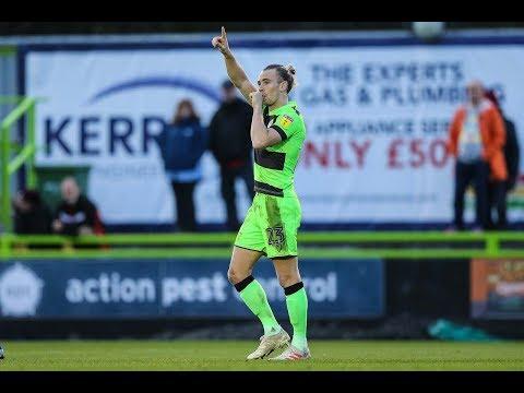 HIGHLIGHTS | Forest Green Rovers 1 Crewe Alexandra 0