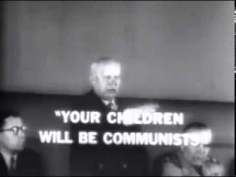 Nikita Khrushchev Ad- Barry Goldwater 1964 Presidential Campaign Commercial