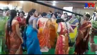 Super Rocking Dance by Banjara Ladies at Marriage Party // 3TV BANJARAA