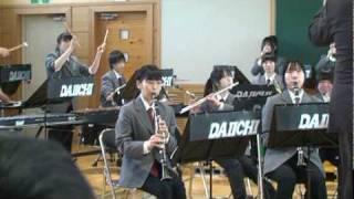 管樂-嵐  Happiness  By  松本第一高校